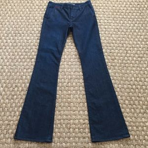 NWT !IT jeans flare high waisted size 26